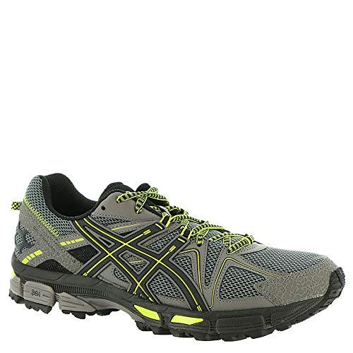 ASICS Men's Gel-Kahana 8 Trail Running Shoe, Carbon/Black