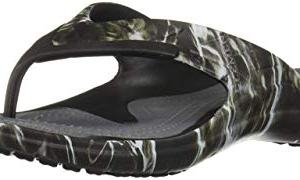 Crocs MODI Sport Mossy Oak Elements Flip-Flop black