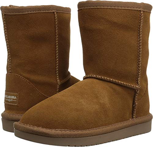 Koolaburra by UGG Girls' Koola Short Fashion Boot, Chestnut