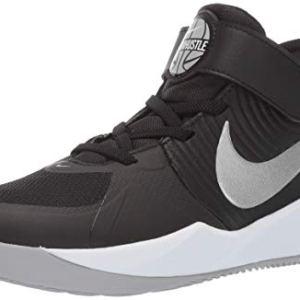 Nike Unisex-Kid's Team Hustle D 9 (PS) Sneaker