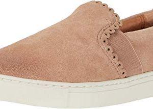 Frye Women's Ivy Scallop Slip On Sneaker