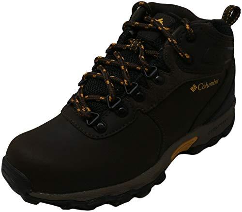 Columbia Boys Youth Newton Ridge Leather Boot