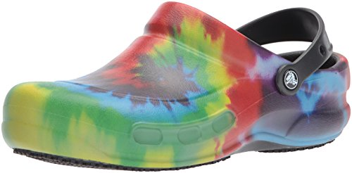 Crocs Men's and Women's Bistro Clog. Slip Resistant Work Shoe