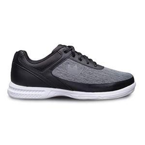 Mens Frenzy Static Bowling Shoes Black