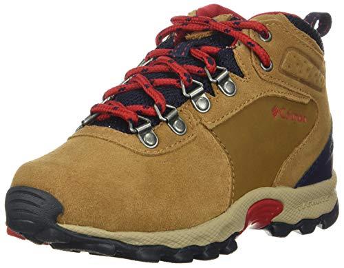 Columbia Childrens Newton Ridge Suede Hiking Boot