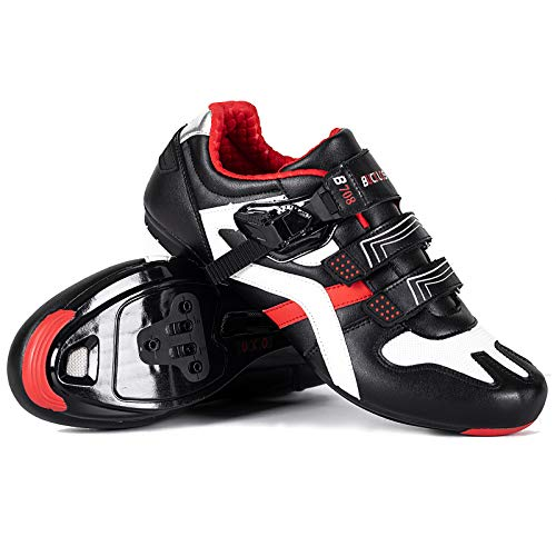 BUCKLOS Road Cycling Shoes Mens Precise