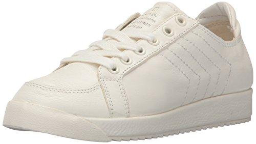 Dolce Vita Women's SAGE Sneaker, White Leather