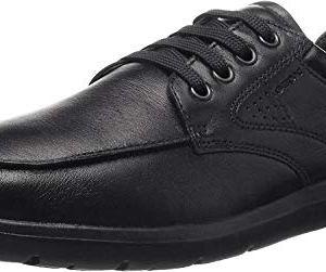 Geox Men LEITAN 5 Black Shoes 6