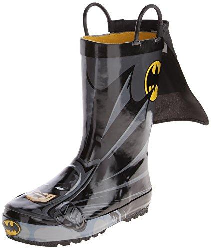 Western Chief Kids Boy's Waterproof D.C. Comics Character Rain Boots