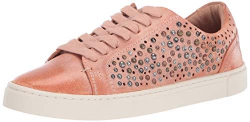 Frye Women's Ivy Deco Stud Low Lace Sneaker