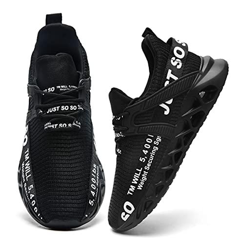 EGMPDA Mens Fashion Sneakers Running Shoes