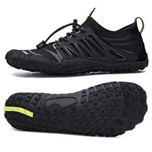 UBFEN Water Shoes Aqua Shoes Swim Shoes Mens Womens