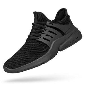 Running Tennis Work Shoes Slip On Resistant Sneakers Lightweight