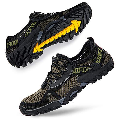 SOBASO Water Shoes Men Quick Dry