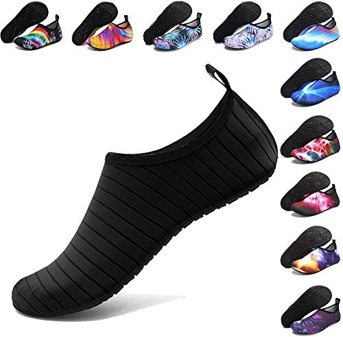 ANLUKE Water Shoes Barefoot Aqua Yoga Socks