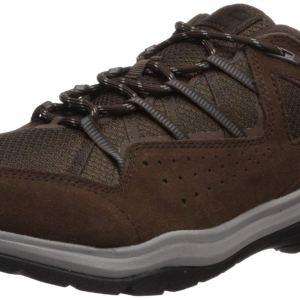 Chocolate New Balance Mens V2 Walking Shoe
