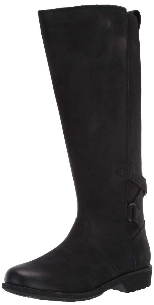 Teva womens Ellery Tall Waterproof Burnished Knee High Boot