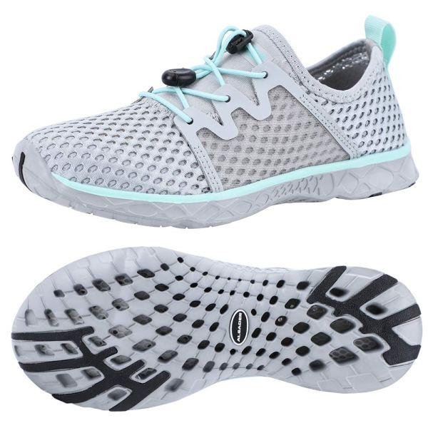 ALEADER Womens Stlylish Aqua Water Shoes