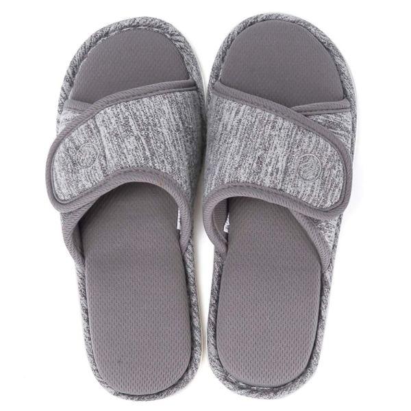 FANTURE Women's Adjustable Memory Foam Slippers