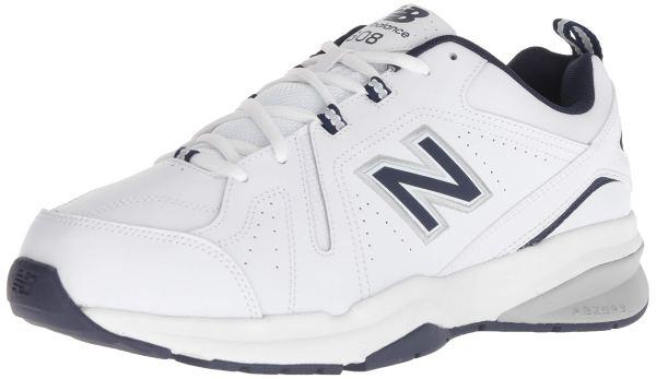 White New Balance Casual Comfort Cross Trainer