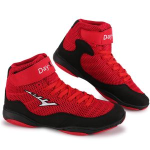Wrestling Shoes Low Top Breathable Wrestling Shoes for Men, Youth