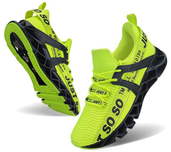 Wonesion Mens Sport Fitness Workout Shoes Comfortable