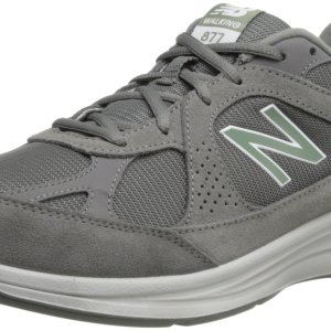 New Balance Men's V1 Walking Shoe, Grey