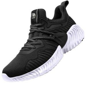 Walking Mens Running Shoes Sneaker Slip on