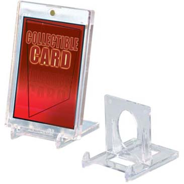 86b13c001ab Ultra Pro Two-Piece Small Stand for Card Holders (5 per pack ...