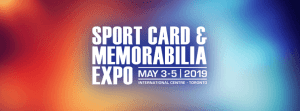 sport card expo 2019 banner