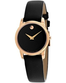 Movado Women's Classic Museum - Rose Gold One Size