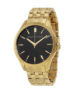 Armani Exchange Men's Gold Watch