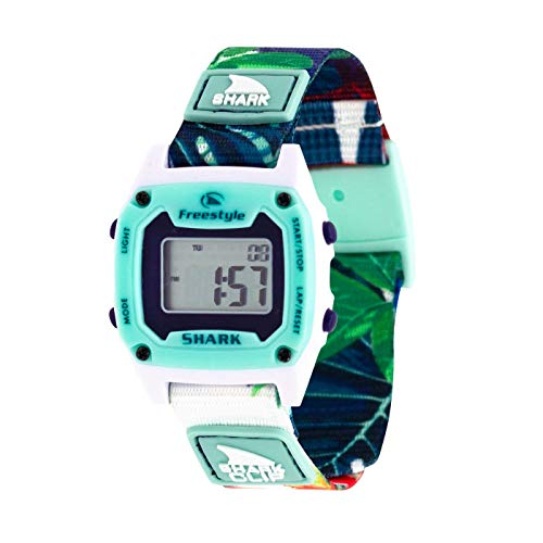 Freestyle Shark Mini Clip Aloha Paradise Green Unisex Watch