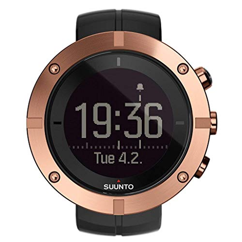 Suunto Kailash Copper Alarm World Time Watch SS021815000