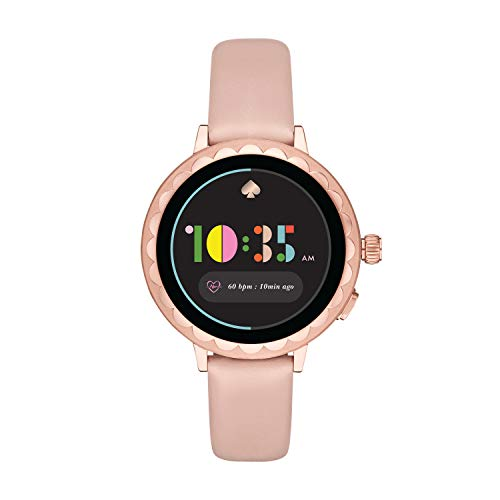 Kate Spade New York Women's 'Scallop 2' Touchscreen smartwatch