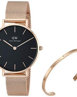Daniel Wellington Gift Set, Classic Petite Melrose 32mm Watch