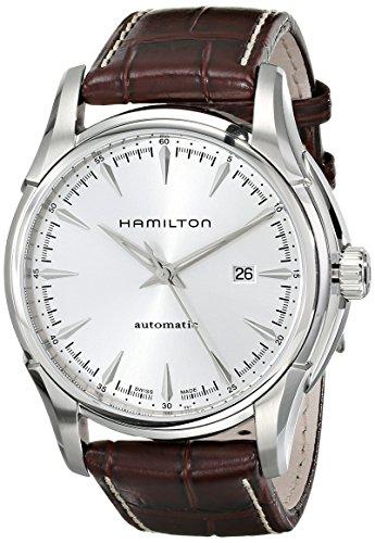 Hamilton Men's Jazzmaster Viewmatic Silver Dial Watch