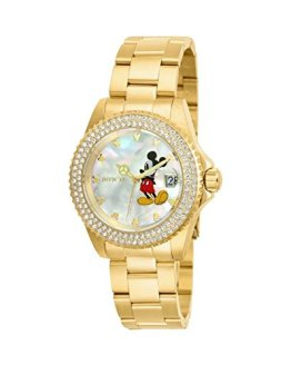 Invicta Women's Disney Limited Edition Quartz Watch
