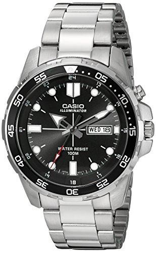 Casio Men's Super Illuminator Diver Analog Display Watch