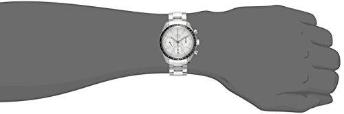 Omega Men's Speed Master Analog Display Automatic Self Wind Silver Watch Omega Men's 32630405002001 Speed Master Analog Display Automatic Self Wind Silver Watch