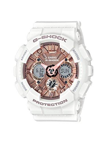 Casio Women's 'G Shock' Quartz Stainless Steel Watch