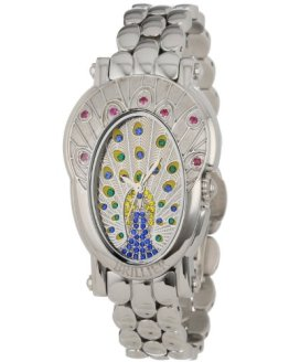 Brillier Women's 'The Royal Plume Collection' Watch