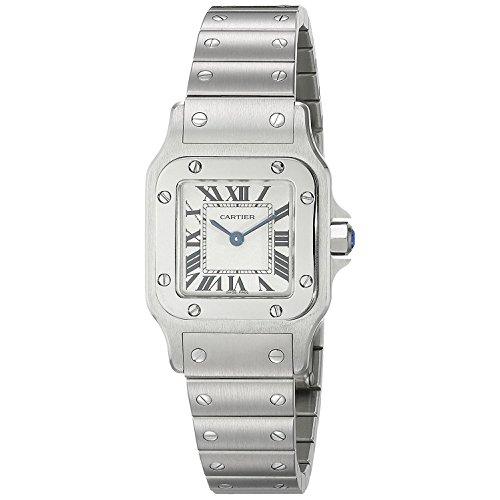 Cartier Women's Santos Stainless Steel Casual Watch