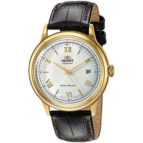 Orient Men's '2nd Gen. Bambino Ver. 2' Japanese Automatic Stainless Steel