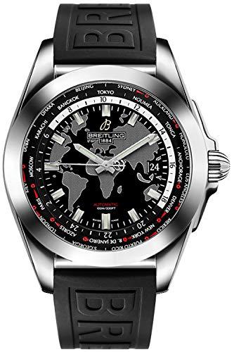 Breitling Galactic Unitime 44 mm Men's Watch