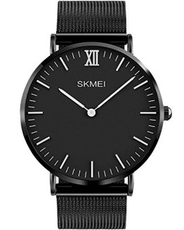 Men's Simple Analog Quartz Watch