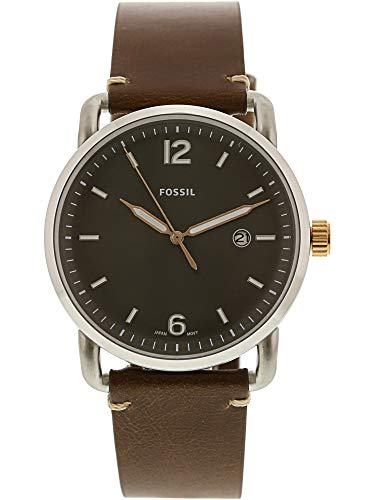 Fossil Men's 'The The Commuter Quartz Stainless Steel Watch