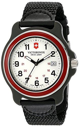 Victorinox Men's Original XL Swiss Quartz Watch