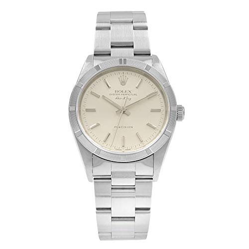 Rolex Air-King Automatic-self-Wind Male Watch