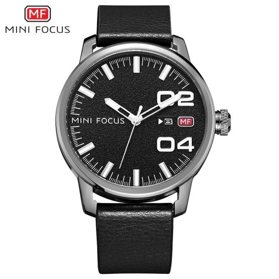 New 2018 Top Brand Men Wrist Watches Quartz Watch MINI FOCUS